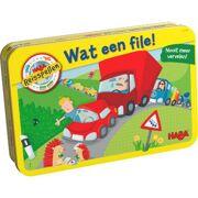 Magneetspel Wat een file! - HABA 302968