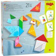 Legspel Kleurrijke Tangrammix - HABA 305777