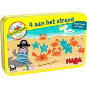 4 aan het strand - HABA 306044
