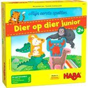 Mijn eerste spellen Dier op dier Junior - HABA 306072