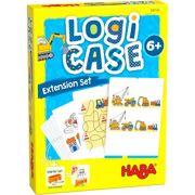 LogiCASE uitbreidingsset Bouwplaats - HABA 306126