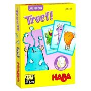 Kaartspel Troef Junior Monsteralarm! - HABA 306143