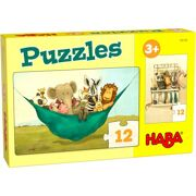 Puzzels Leeuw Udo - HABA 306166