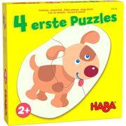4 eerste puzzels Jonge dieren - HABA 306183