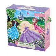 Mudpuppy - Jumbopuzzel - Prinsessenkasteel