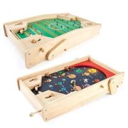 Pinball Planet and Flipper Football 2-in-1 - PIN 356003