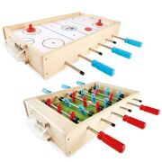Football and Ice Hockey 2-in-1 - PIN 356004