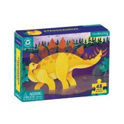 Mini Puzzel Stegosaurus 48 stuks