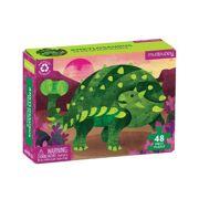 Mini Puzzel Ankylosaurus 48 stuks