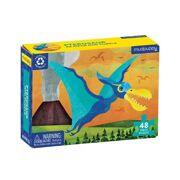 Mini Puzzel Pterosaurus 48 stuks