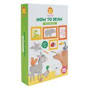 How to Draw Wild Kingdom - TT 3760227
