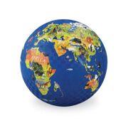 Rubberen Speelbal Wereld 18 cm