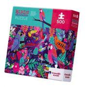 Puzzel Paradijsvogels 500 stuks - CC 3828860