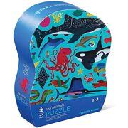 Puzzel Zeedieren 72 stuks - CC 3842175
