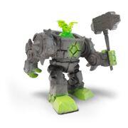 Eldrador Mini Creatures steenrobot - SCHLEICH 42547