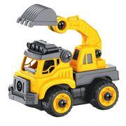 Mini Wetenschap RC Bouwvrachtwagen - Buki 509020