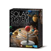 KidzLabs Bouw je Planetarium Zonnestelsel - 4M 5603257