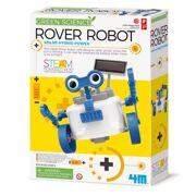 Kidzlabs Hybride op zonne-energie werkende Rover Robot - 4M 5603417