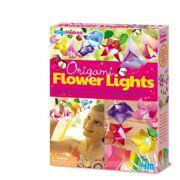 KidzMaker: Origami bloemlichtjes vouwen