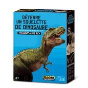 KidzLab Graaf je Tyrannosaurus Rex op - 4M 5663221