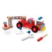Scratch Preschool: CONSTRUCTIE- BRANDWEERWAGEN