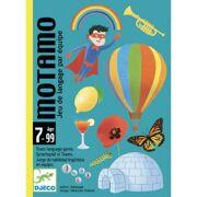 Kaartspel Motamo Taalspelletjes - DJE DJ05095