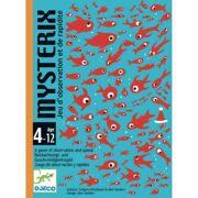 Kaartspel Mysterix Observatie- en snelheidsspel - DJE DJ05096