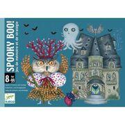 Kaartspel Spooky Boo! Geheugen- en strategiespel - DJE DJ05098