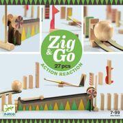 Zig & Go 5641 27 stuks - Djeco DJ05641