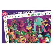 Observatiepuzzel In een Videospel (200 stuks) - DJE DJ07560