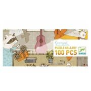 Puzzel & Poster Cinematografie (100 stuks) - DJE DJ07608
