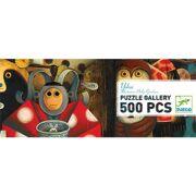 Puzzel & Poster Yokai 500 stuks - DJE DJ07628