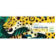 Puzzel & Poster Luipaard 1000 stuks - DJE DJ07645
