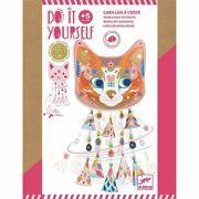 DIY Maak je eigen Windgong Kitty - DJE DJ07955