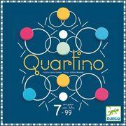 Gezelschapsspel Quartino - Djeco DJ08544