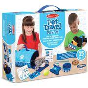 Draagbare reisset voor pluchen huisdieren - MD18541
