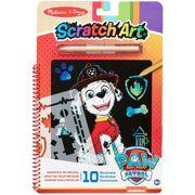 Scratch Art Paw Patrol Marshall - MD33261