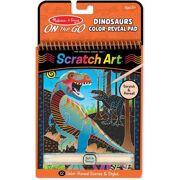 Scratch Art Dinosaurussen - MD40514