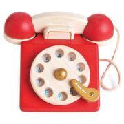 Houten Vintage Telefoon Honeybake - Le Toy Van TV323