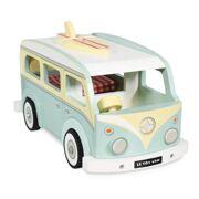 LTV Traditional Toys - Houten Vakantie Kampeerauto