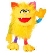 Handspeelpop Monster to Go! Schickimicki 35 cm