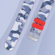 Armband Ice Camo voor Twistiti uurwerk