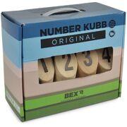 Houten Cijfer Kubb - BEX 511-150
