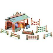 Djeco Pop to Play - Paardenstal 3D