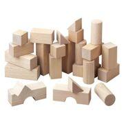 Haba - Bouwblokken Basispakket (26 blokken)