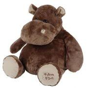 Histoire d'Ours Hippo 80 cm