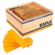 Kapla 40 Squares Yellow