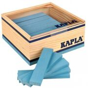 Kapla 40 Squares Light Blue