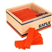 Kapla 40 Squares Orange