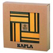 Kapla 40 set 2 kleuren groen/geel + boek (nr. 23)